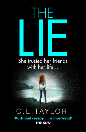 The Lie - the second psychological thriller by CL Taylor