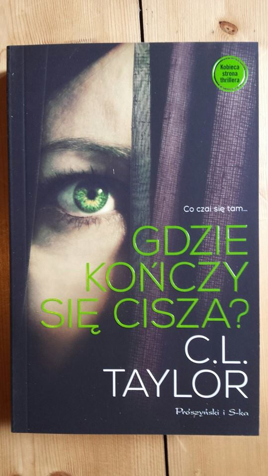 Polish edition of The Accident.