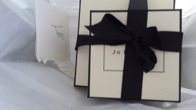 Jo Malone goodies