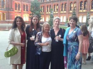Michelle Gorman, CL Taylor, Liz Trenow, Lydia Vassar-Smith, Fionnuala Kearney