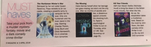 The Missing - S Mag