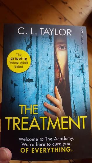 The Treatment - C.L. Taylor