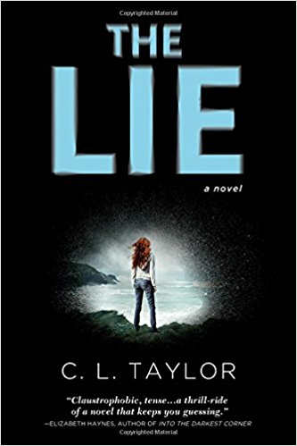 U.S. cover of The Lie
