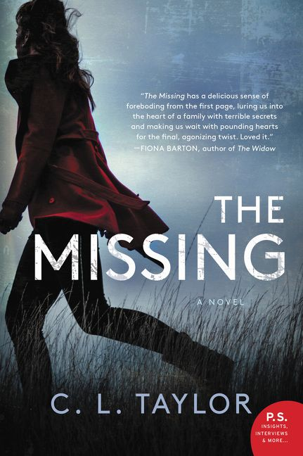 U.S. cover of The Missing